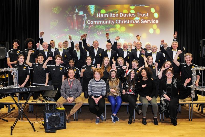 Community Concert Xmas 2016